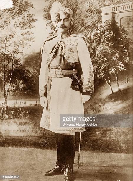 General Sir Ganga Singh the Maharaja of the state of Bikaner India He served in the British Imperial War Cabinet during World War I as its only...