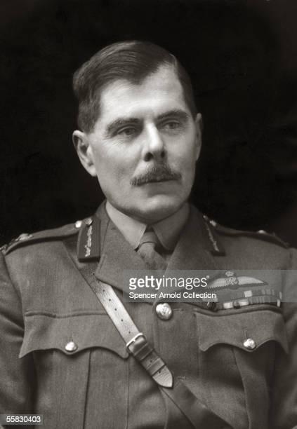 General Sir Hugh Montague Trenchard in Air Marshal's uniform 1936