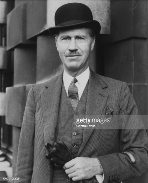 General Sir Richard Hull arrives at the War Office in Whitehall, London, to take up his new post as Chief of the Imperial General Staff , 1st...