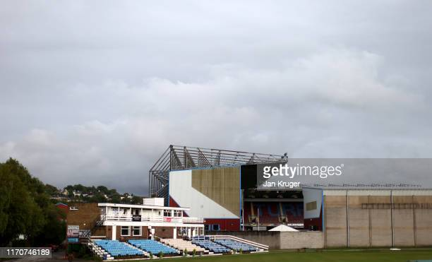 General stadium view ahead of the Carabao Cup Second Round match between Burnley and Sunderland at Turf Moor on August 28, 2019 in Burnley, England.