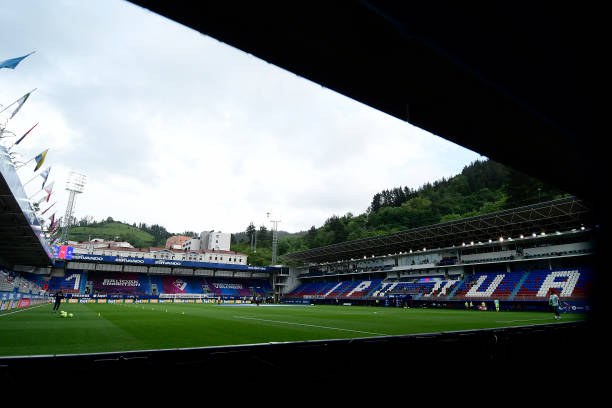 ESP: SD Eibar v Real Betis - La Liga Santander