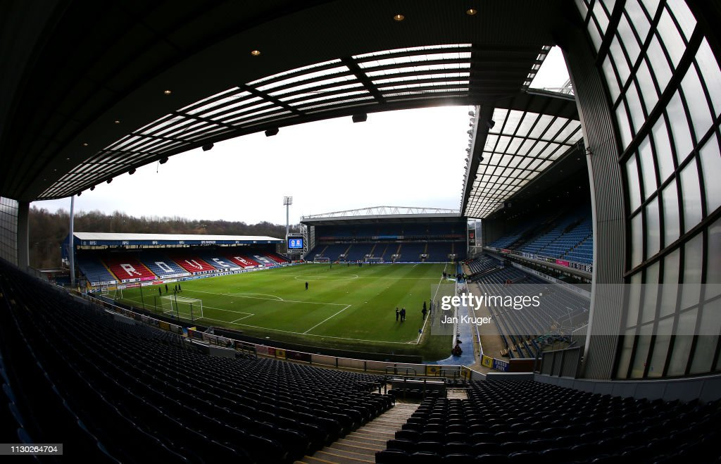 GBR: Blackburn Rovers v Middlesbrough - Sky Bet Championship