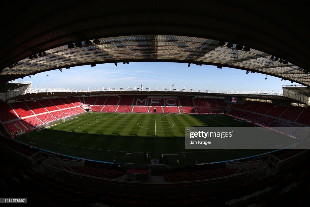 GBR: Middlesbrough v Queens Park Rangers - Sky Bet Championship