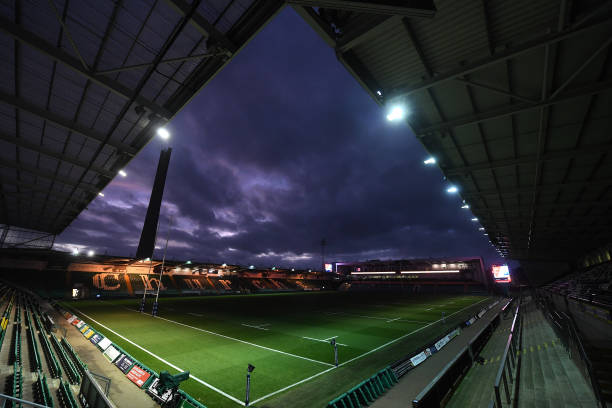 GBR: England v Ireland - U20s Six Nations