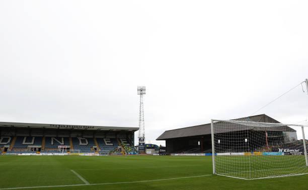 GBR: Dundee FC v Rangers FC - Cinch Scottish Premiership
