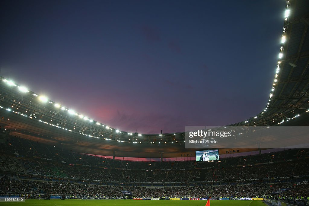 Evian Thonon Gaillard v Bordeaux - French Cup Final : News Photo