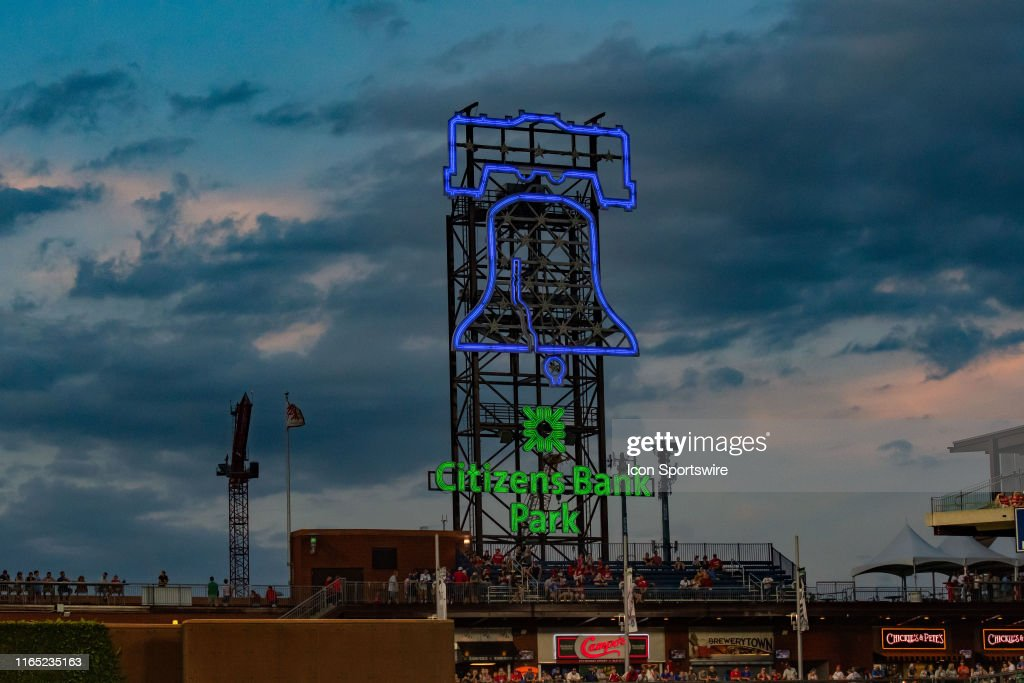MLB: AUG 31 Mets at Phillies : News Photo
