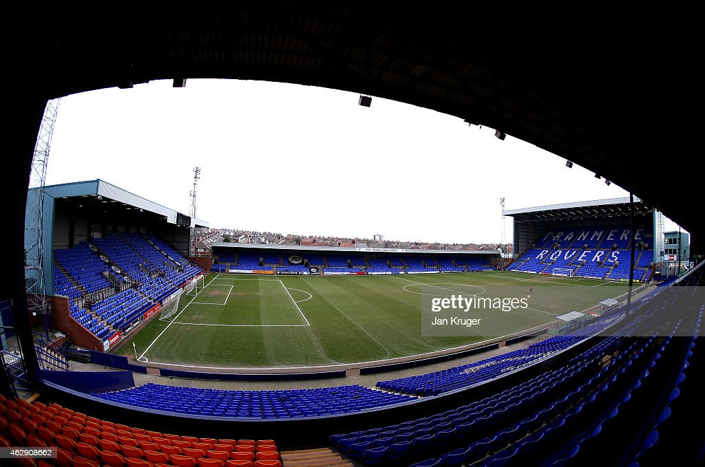 Tranmere Rovers v Carlisle United - Sky Bet League Two : News Photo