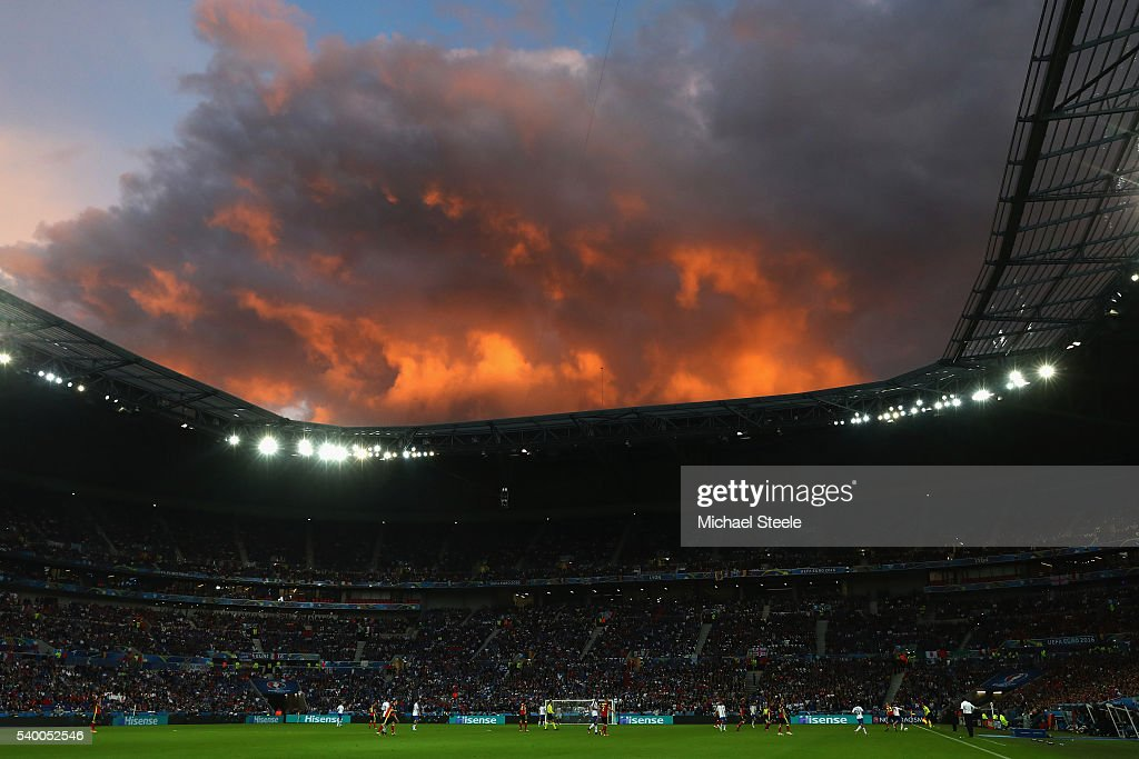 Belgium v Italy - Group E: UEFA Euro 2016 : News Photo