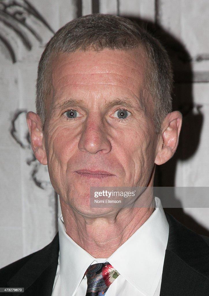 General Stanley McChrystal Visits AOL Build