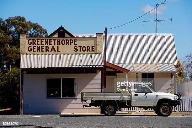 General store, Greenethorpe.