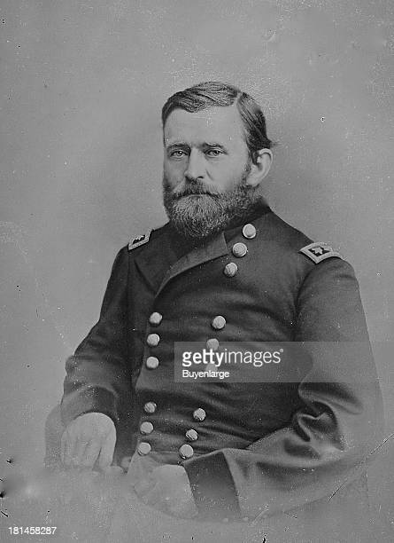 General Ulysses S Grant A career soldier he graduated from the United States Military Academy at West Point and served in the MexicanAmerican War...