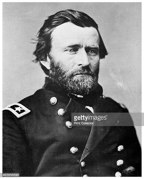 General Ulysses S Grant American soldier and politician c1860s Ulysses Simpson Grant commanded the Union army in the American Civil War from March...