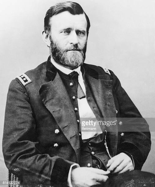 General Ulysses S. Grant in Uniform