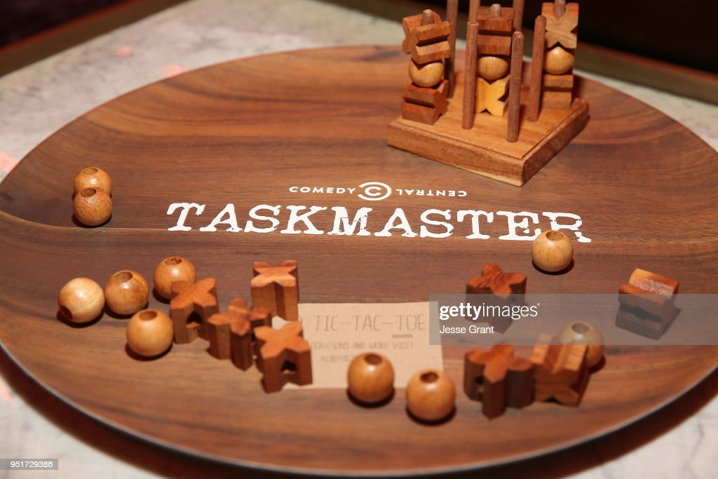 """Comedy Central's """"Taskmaster"""" Premiere Party : News Photo"""