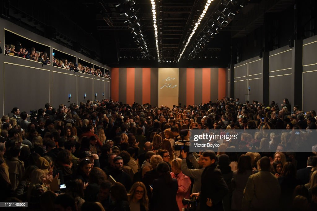 Fendi - Runway: Milan Fashion Week Autumn/Winter 2019/20 : ニュース写真