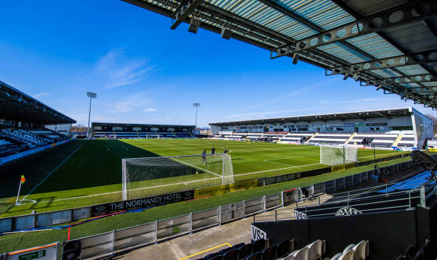 GBR: St Mirren v Inverness Caledonian Thistle - Scottish FA Cup