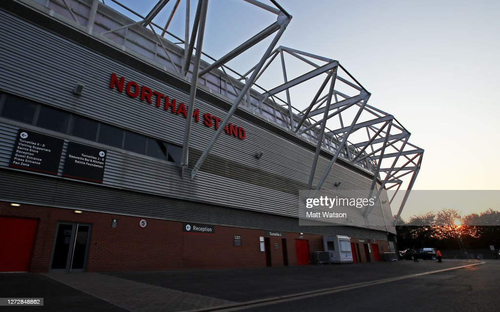 Southampton v Brentford - Carabao Cup Second Round : ニュース写真