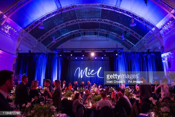 General view ahead of the launch of Miel de Botton's new album 'Surrender to the Feeling' at Lindley Hall in London PRESS ASSOCIATION Photo Picture...