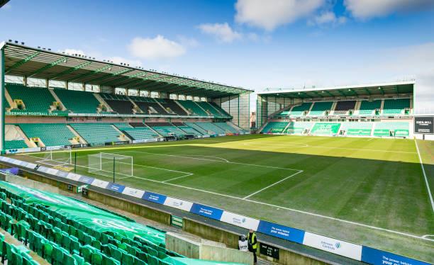 GBR: Hibernian v Motherwell - Ladbrokes Scottish Premiership