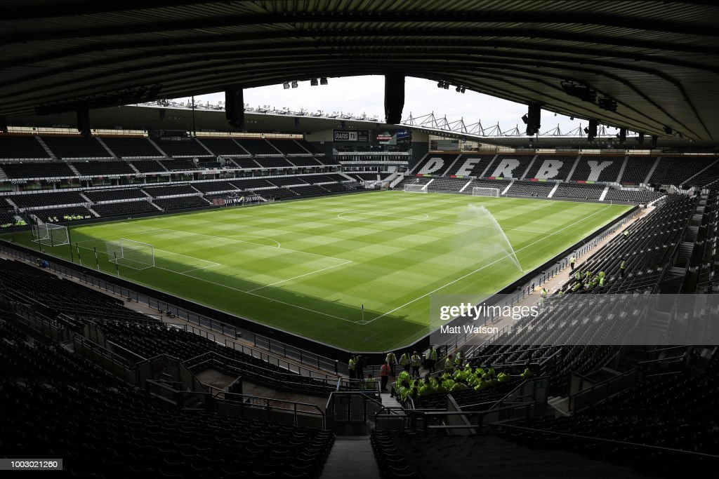 Derby County v Southampton - Pre-Season Friendly