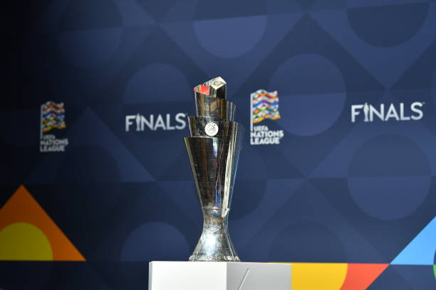 CHE: UEFA Nations League 2020/21 Finals Draw