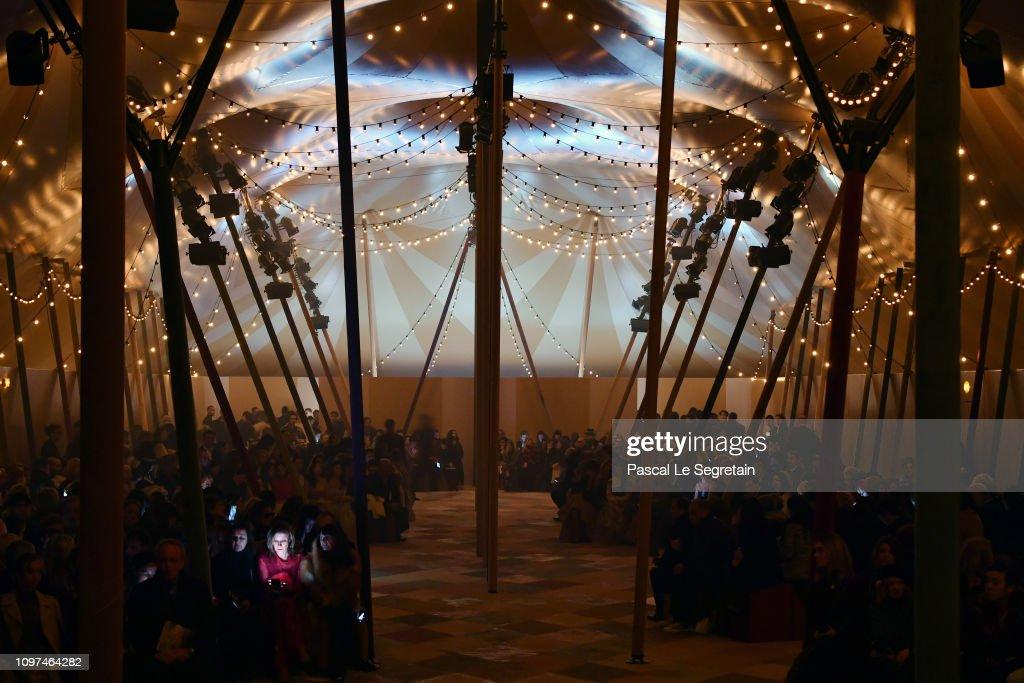Christian Dior : Runway - Paris Fashion Week - Haute Couture Spring Summer 2019 : ニュース写真