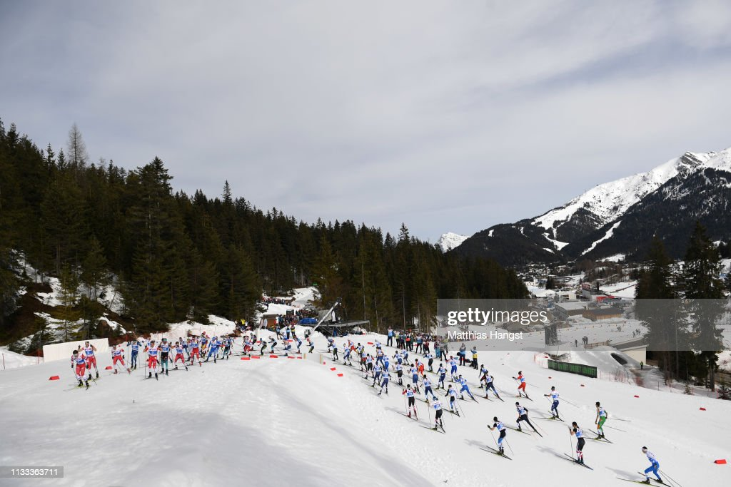 AUT: FIS Nordic World Ski Championships - Men's Cross Country 50k
