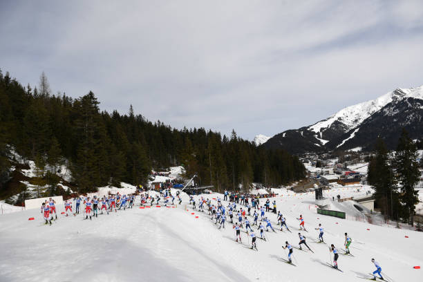 AUT: FIS Nordic World Ski Championships - Men's Cross Country 50k