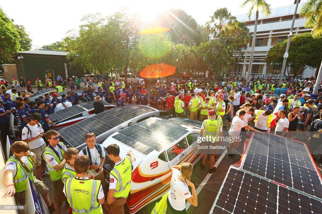 2017 World Solar Challenge : ニュース写真
