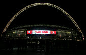 Soccer - International Friendly - England v Denmark - Wembley Stadium