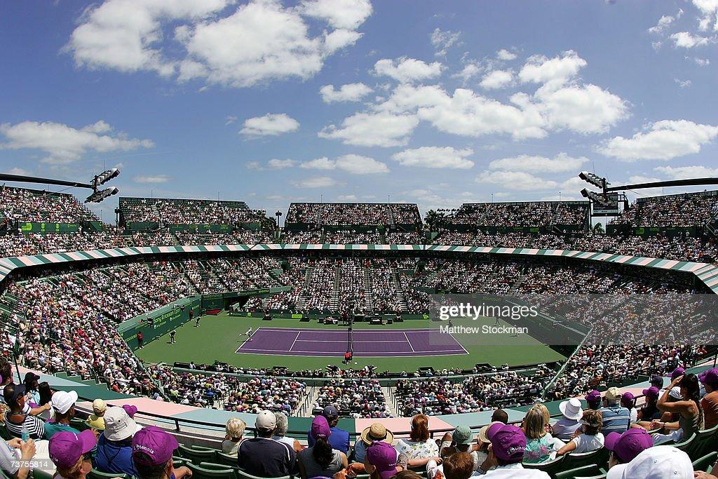 Sony Ericsson Open - Women's Final : News Photo