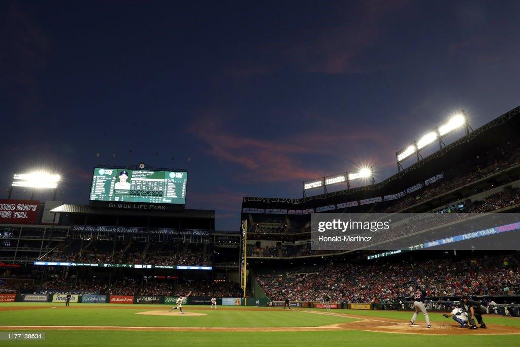 Boston Red Sox v Texas Rangers : News Photo