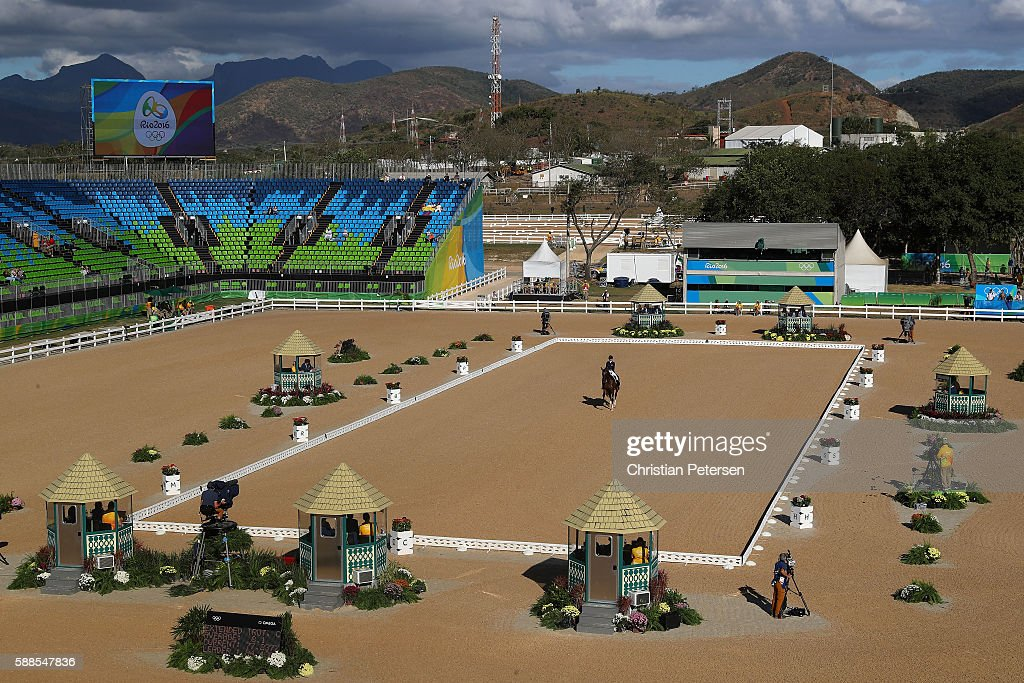 Equestrian - Olympics: Day 6