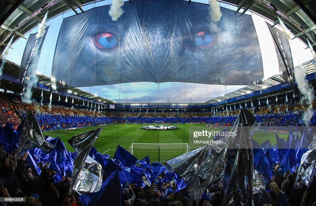 Leicester City v Club Atletico de Madrid - UEFA Champions League Quarter Final: Second Leg : News Photo