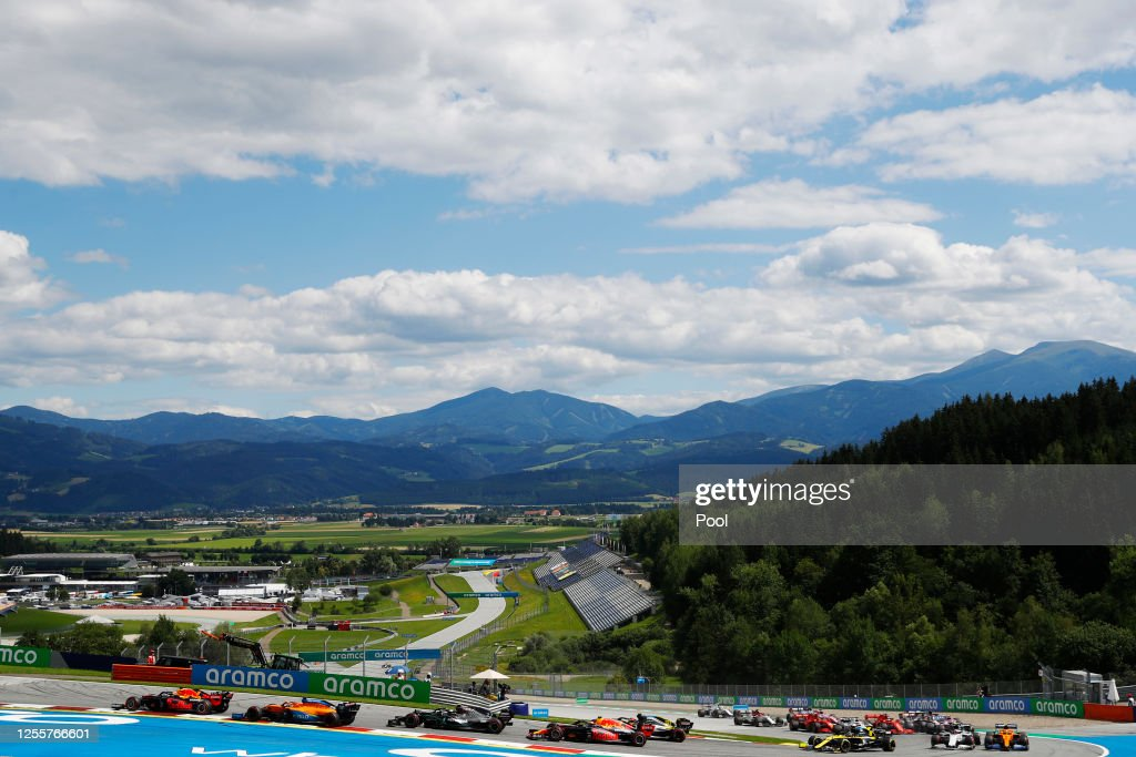 F1 Grand Prix of Styria : News Photo