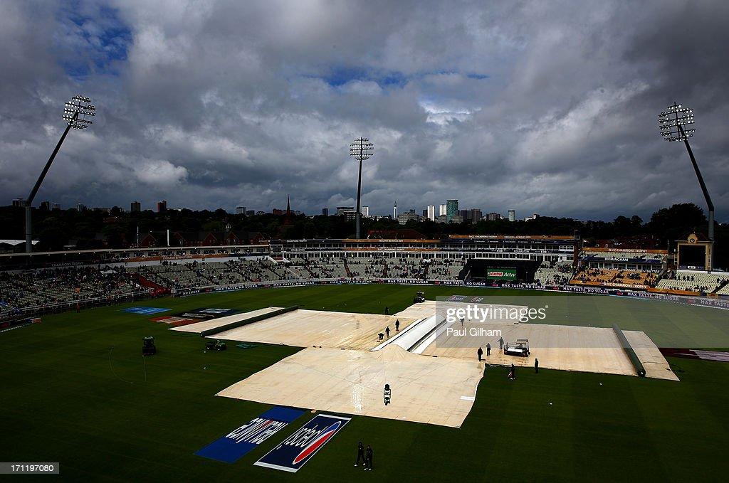 England v India: Final - ICC Champions Trophy : Fotografía de noticias