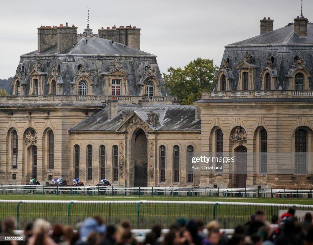 Prix de l'Arc de Triomphe : ニュース写真