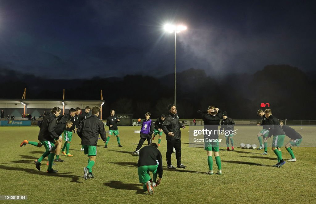 FFA Cup Quarter Final - Bentleigh Greens v Heidelberg United