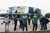 kazan russia general view as media