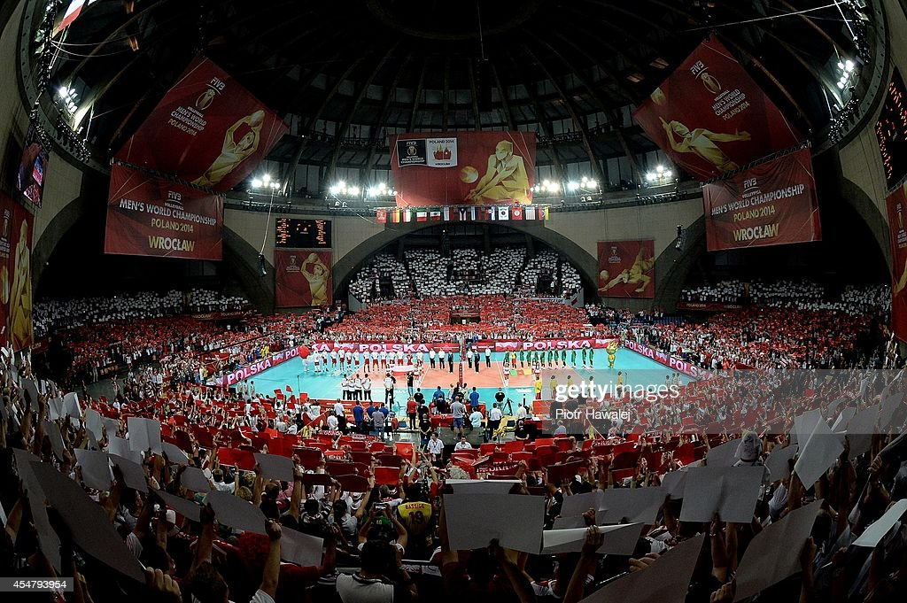 Cameroon v Poland: FIVB World Championships : News Photo