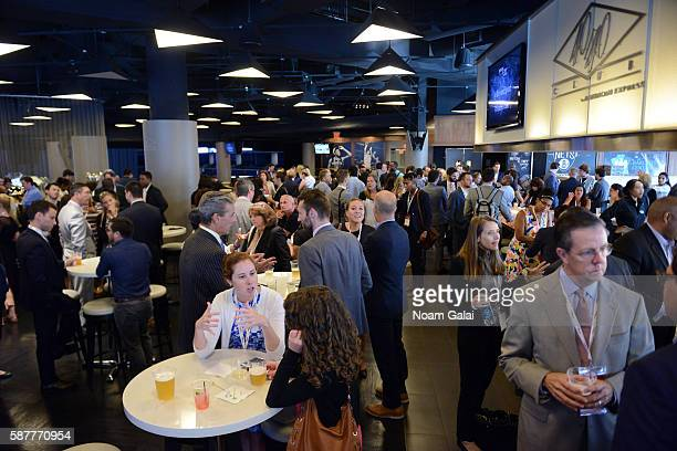 General view at Beyond Sport United 2016 at Barclays Center on August 9 2016 in Brooklyn New York