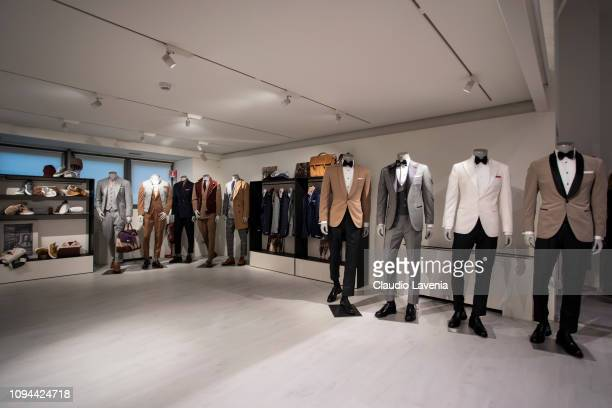 A general view at Brunello Cucinelli Presentation during Milan Men's Fashion Week Autumn/Winter 2019/20 on January 12 2019 in Milan Italy