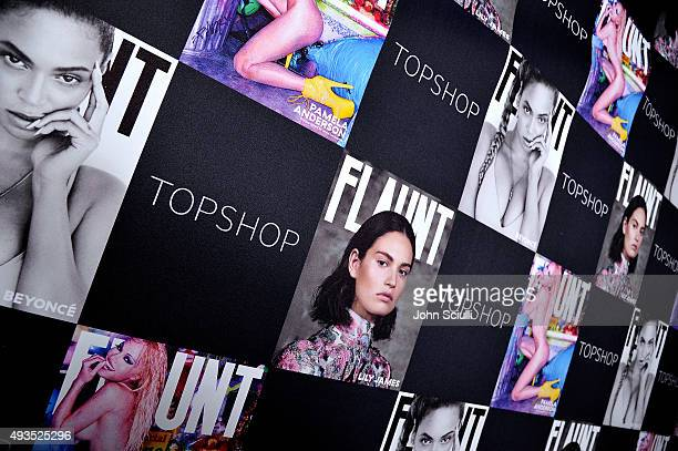 Flaunt Magazine And Topshop Celebrate The Launch Of The ...