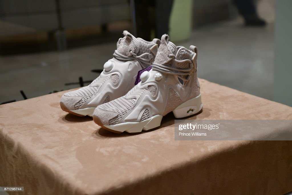 33d526bcce03c3 ... coupon code 6b5d0 General View at Future + Reebok Pluto Shoe release on November  6