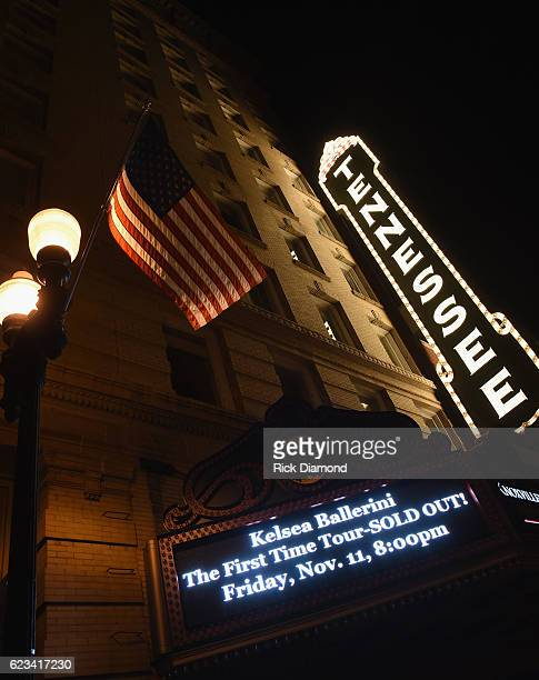 General view at Kelsea Ballerini Headlining THE FIRST TIME Tour Stop In her Hometown Knoxville Tennessee at the SOLD OUT Tennessee Theater on...