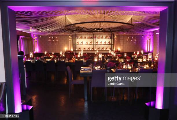 General view at Klutch Sports Group The Game Is Everything Dinner at Beauty Essex on February 17 2018 in Los Angeles California