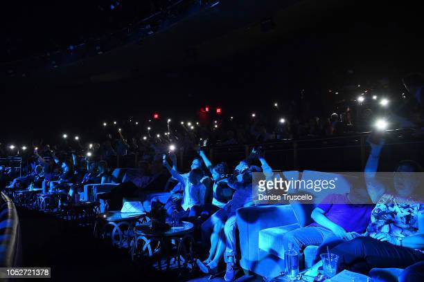 A general view at Las Vegas's 8th annual NF Hope Concert A Benefit for Neurofibromatosis at the Palazzo Theatre at The Palazzo Las Vegas on October...