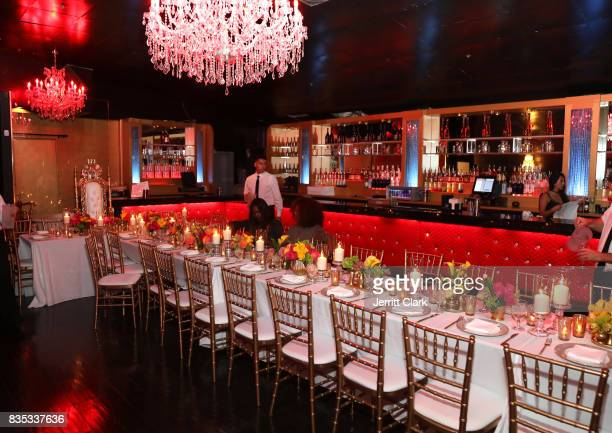 General view at Lil Pump's 17th Birthday Party at Ace Of Diamonds on August 17 2017 in West Hollywood California