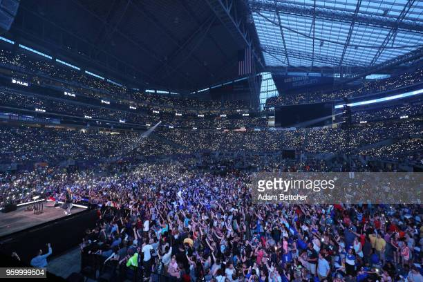 General view at Pulse Twin Cities at US Bank Stadium on May 18 2018 in Minneapolis Minnesota